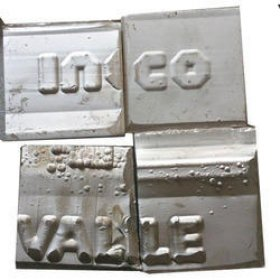 Nickel anode