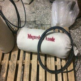 Magnesium sacrificial anode