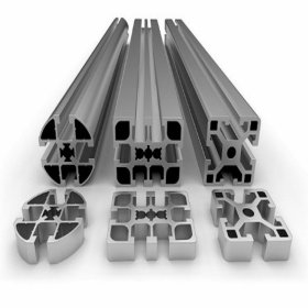 Aluminum profiles and sections