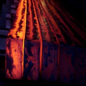 شمش (بیلت) فولادی
