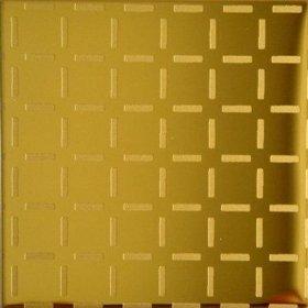 ورق استیل خش دار طلایی
