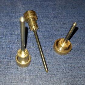 اتصال پین تنگستن کاربید به بوش فولادی