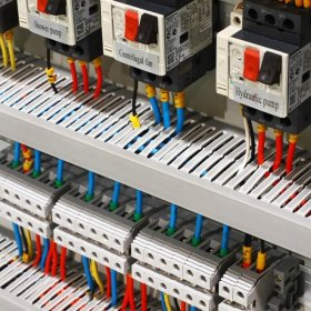سیستم کنترل کوره القایی