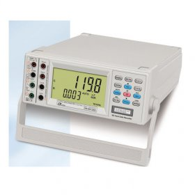 مولتی متر و LCR متر رومیزی دارای کارت حافظه مدل DM-9972SD