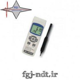 رطوبت سنج دیجیتال باقابلیت اتصال کارت حافظه مدل HT-3007SD