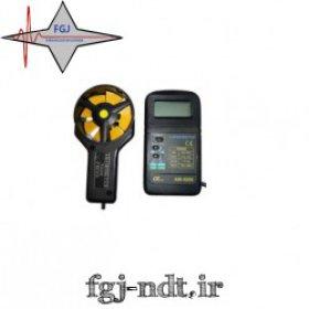 فلومترهوا/سرعت سنج باددیجیتال مدلAM-4200