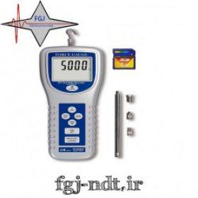 نیروسنج دیجیتال با قابلیت اتصال کارت حافظه مدل FG-6005SD