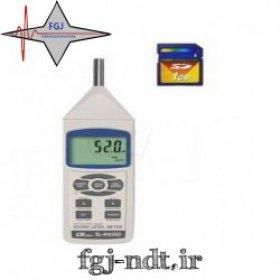 صوت سنج دیجیتال باقابلیت اتصال کارت حافظه مدل SL-4023SD