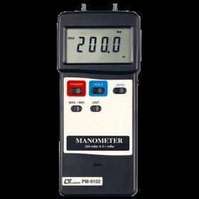مانومتردیجیتالی پراب سرخود مدل PM-9102