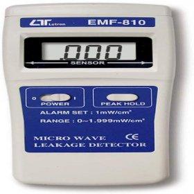 نشت یاب اشعه ماکروویو مدل EMF-810