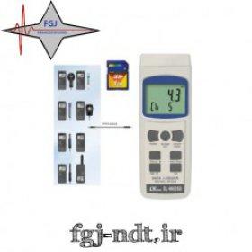 دیتالاگرRS232دارای کارت حافظه مدل DL-9602SD