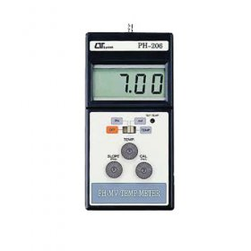 اسید سنج ترمومتردار دیجیتال مدل PH-206