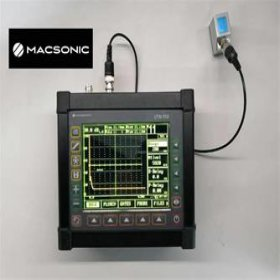 دستگاه عیب یاب التراسونیک مکسونیک Ultrasonic Flaw Detector MACSONIC UTM-950