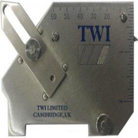 انواع گیج بازرسی جوش-کمبریج-گیج جوشکاریTWI-کمبریج TWI