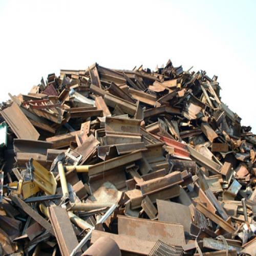 ضایعات فولادی و چدنی